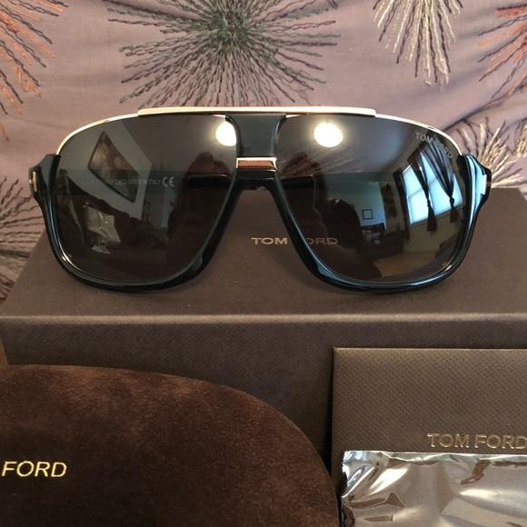 cb783b62da Tom Ford Elliot Sunglasses 😎